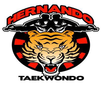 Hernando Taekwondo Logo